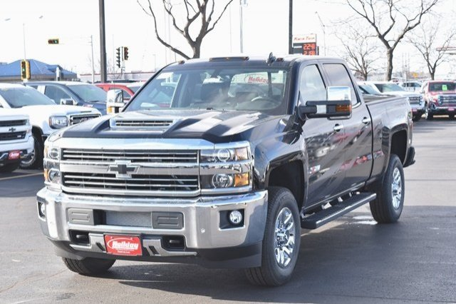 2019 Silverado 2500 Crew Cab 4x4,  Pickup #19C220 - photo 9