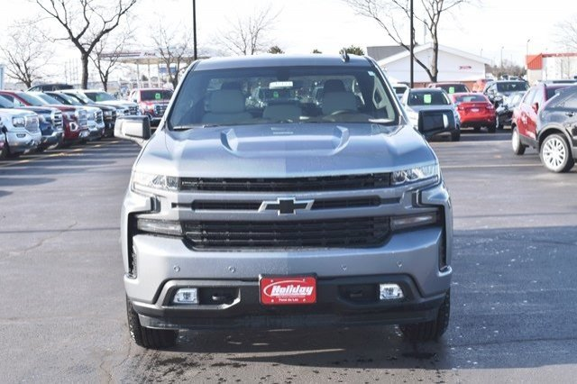 2019 Silverado 1500 Double Cab 4x4,  Pickup #19C222 - photo 12