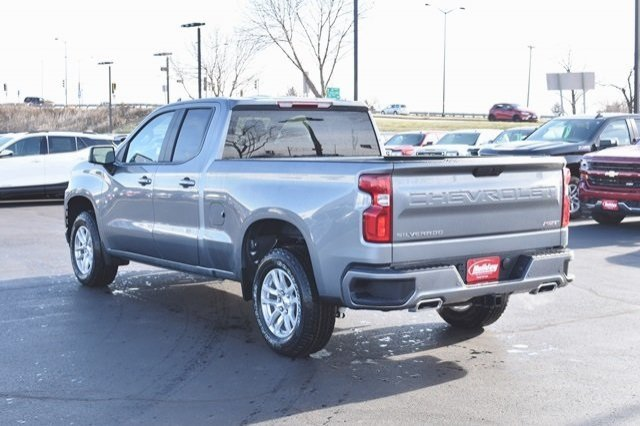 2019 Silverado 1500 Double Cab 4x4,  Pickup #19C222 - photo 2