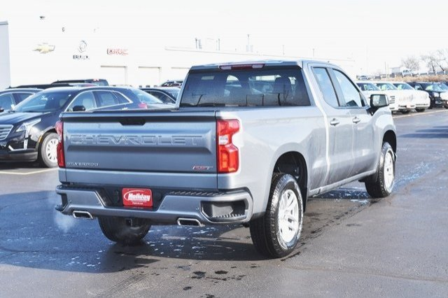 2019 Silverado 1500 Double Cab 4x4,  Pickup #19C222 - photo 17