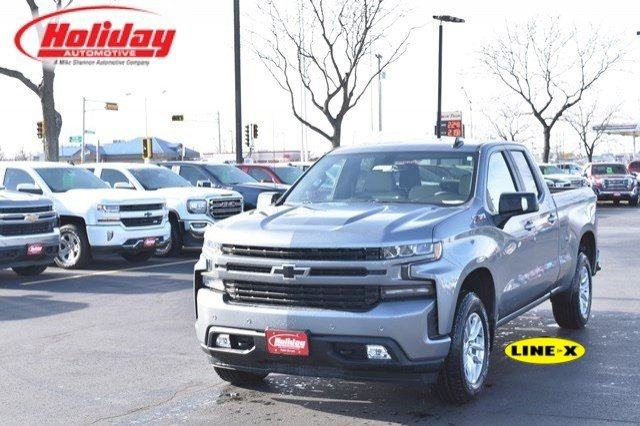 2019 Silverado 1500 Double Cab 4x4,  Pickup #19C222 - photo 3