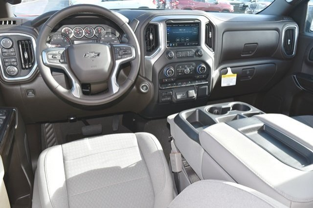 2019 Silverado 1500 Double Cab 4x4,  Pickup #19C222 - photo 4