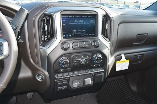 2019 Silverado 1500 Double Cab 4x4,  Pickup #19C222 - photo 7