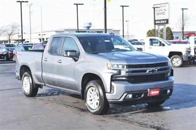2019 Silverado 1500 Double Cab 4x4,  Pickup #19C222 - photo 1