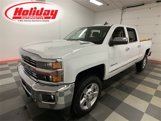 2016 Silverado 2500 Crew Cab 4x4,  Pickup #19C27A - photo 1
