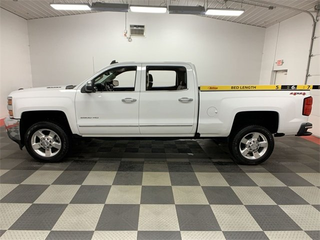 2016 Silverado 2500 Crew Cab 4x4,  Pickup #19C27A - photo 7