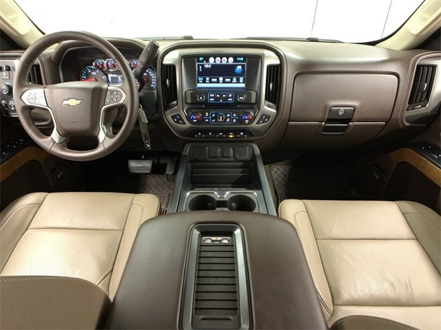 2016 Silverado 2500 Crew Cab 4x4,  Pickup #19C27A - photo 24
