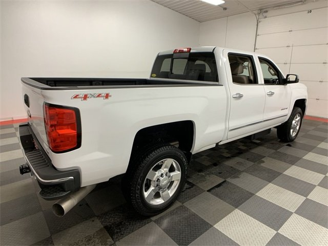 2016 Silverado 2500 Crew Cab 4x4,  Pickup #19C27A - photo 6
