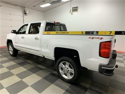 2016 Silverado 2500 Crew Cab 4x4,  Pickup #19C27A - photo 3