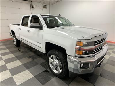 2016 Silverado 2500 Crew Cab 4x4,  Pickup #19C27A - photo 2