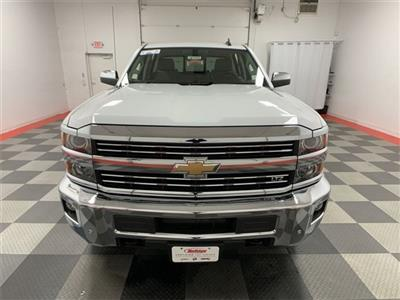 2016 Silverado 2500 Crew Cab 4x4,  Pickup #19C27A - photo 9