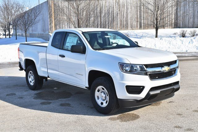2019 Colorado Extended Cab 4x2,  Pickup #19C309 - photo 11