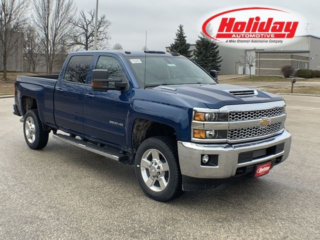2019 Silverado 2500 Crew Cab 4x4,  Pickup #19C323 - photo 1