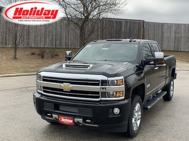 2019 Silverado 2500 Crew Cab 4x4,  Pickup #19C335 - photo 1