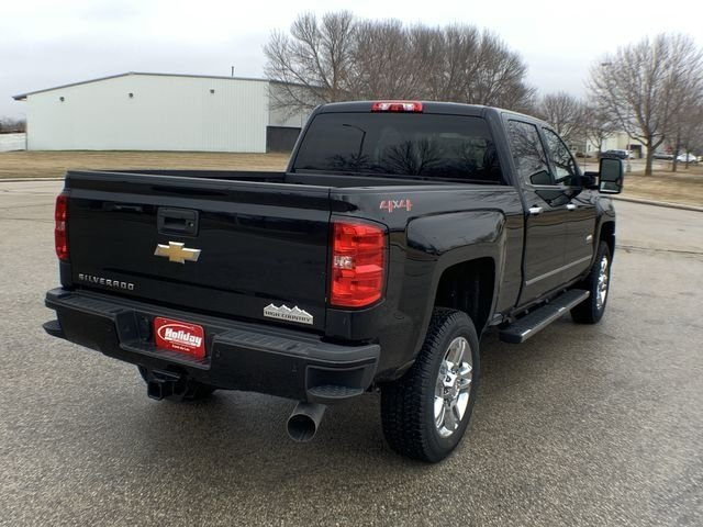 2019 Silverado 2500 Crew Cab 4x4,  Pickup #19C335 - photo 9