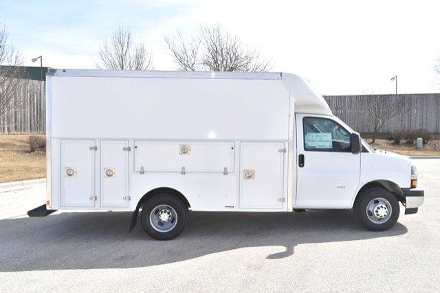 2019 Express 3500 4x2,  Supreme Spartan Service Utility Van #19C336 - photo 10