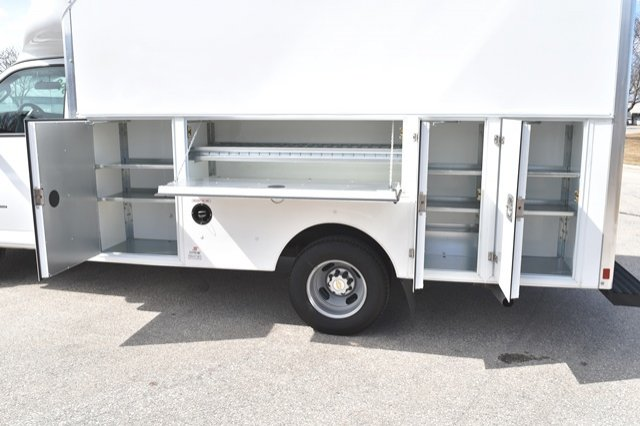 2019 Express 3500 4x2,  Supreme Service Utility Van #19C336 - photo 15