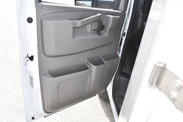 2019 Express 3500 4x2,  Supreme Service Utility Van #19C336 - photo 16