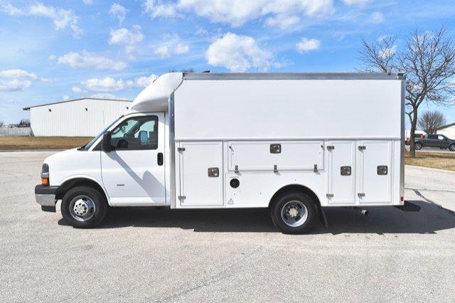 2019 Express 3500 4x2,  Supreme Spartan Service Utility Van #19C336 - photo 7