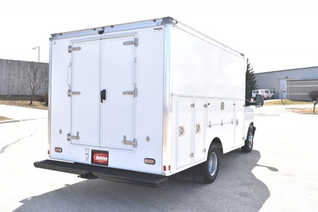 2019 Express 3500 4x2,  Supreme Service Utility Van #19C336 - photo 9