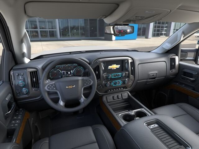 2019 Silverado 2500 Crew Cab 4x4,  Pickup #19C356 - photo 10