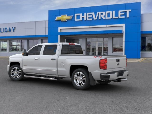 2019 Silverado 2500 Crew Cab 4x4,  Pickup #19C356 - photo 8