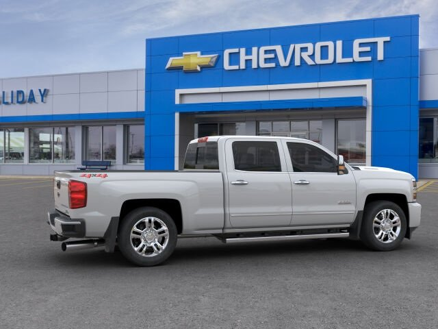2019 Silverado 2500 Crew Cab 4x4,  Pickup #19C356 - photo 4