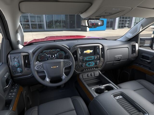2019 Silverado 2500 Crew Cab 4x4,  Pickup #19C357 - photo 10
