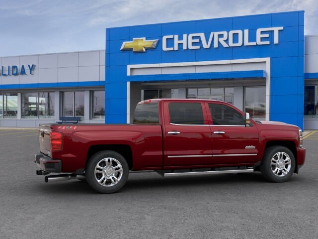 2019 Silverado 2500 Crew Cab 4x4,  Pickup #19C357 - photo 3