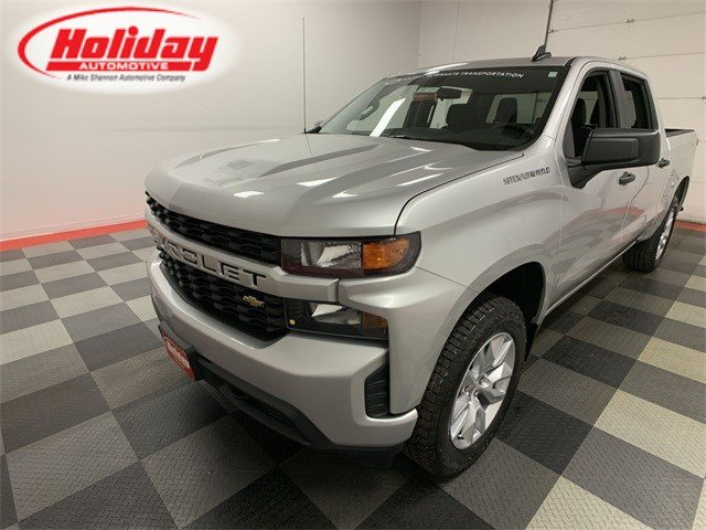 2019 Silverado 1500 Crew Cab 4x4,  Pickup #19C371 - photo 1