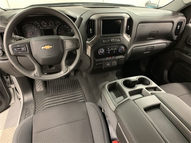 2019 Silverado 1500 Crew Cab 4x4,  Pickup #19C371 - photo 3