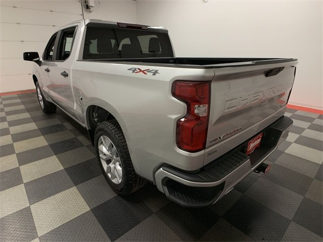 2019 Silverado 1500 Crew Cab 4x4,  Pickup #19C371 - photo 2