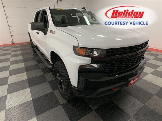 2019 Silverado 1500 Crew Cab 4x4,  Pickup #19C378 - photo 1