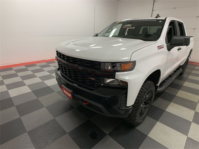 2019 Silverado 1500 Crew Cab 4x4,  Pickup #19C378 - photo 6