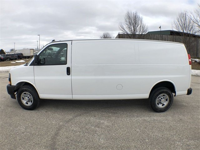 2019 Express 2500 4x2,  Empty Cargo Van #19C395 - photo 4