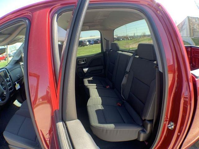 2019 Silverado 1500 Double Cab 4x4,  Pickup #19C452 - photo 20