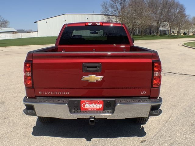 2019 Silverado 1500 Double Cab 4x4,  Pickup #19C452 - photo 8