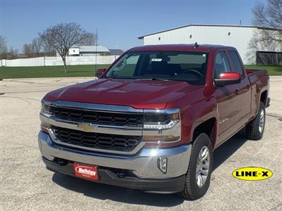 2019 Silverado 1500 Double Cab 4x4,  Pickup #19C452 - photo 4