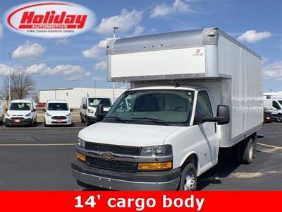 2019 Express 3500 4x2,  Supreme Iner-City Cutaway Van #19C462 - photo 5