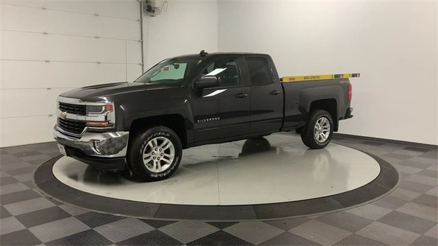 2016 Silverado 1500 Double Cab 4x4, Pickup #19C477A - photo 5