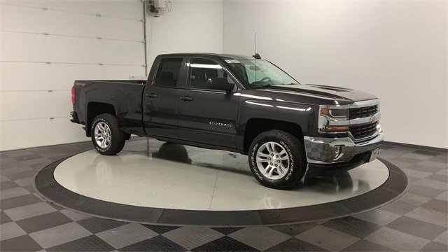 2016 Silverado 1500 Double Cab 4x4, Pickup #19C477A - photo 32