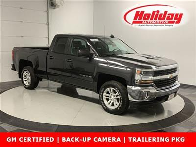 2016 Silverado 1500 Double Cab 4x4, Pickup #19C477A - photo 1