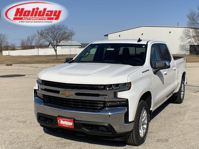2019 Silverado 1500 Crew Cab 4x4,  Pickup #19C479 - photo 4