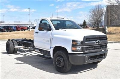2019 Silverado Medium Duty 4x2,  Cab Chassis #19C497 - photo 11