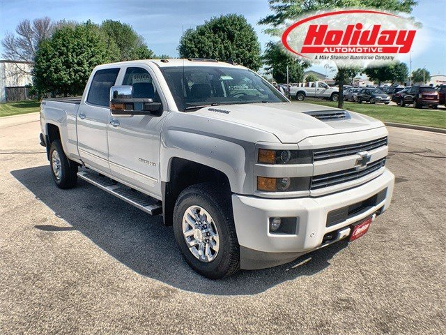 2019 Silverado 3500 Crew Cab 4x4,  Pickup #19C513 - photo 1