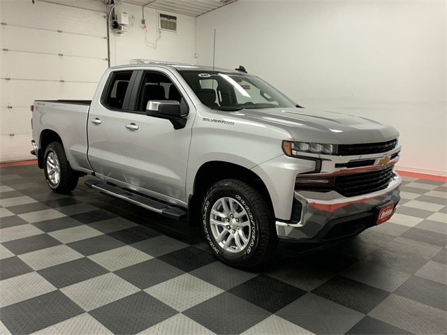 2019 Silverado 1500 Double Cab 4x4,  Pickup #19C514 - photo 1