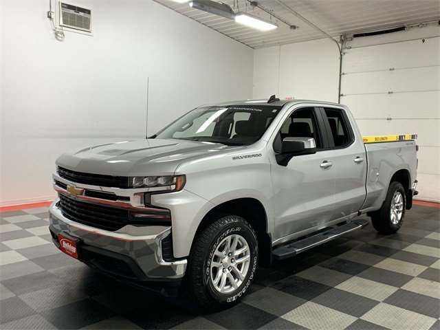 2019 Silverado 1500 Double Cab 4x4,  Pickup #19C514 - photo 4