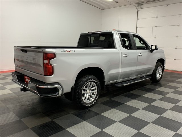 2019 Silverado 1500 Double Cab 4x4,  Pickup #19C514 - photo 5