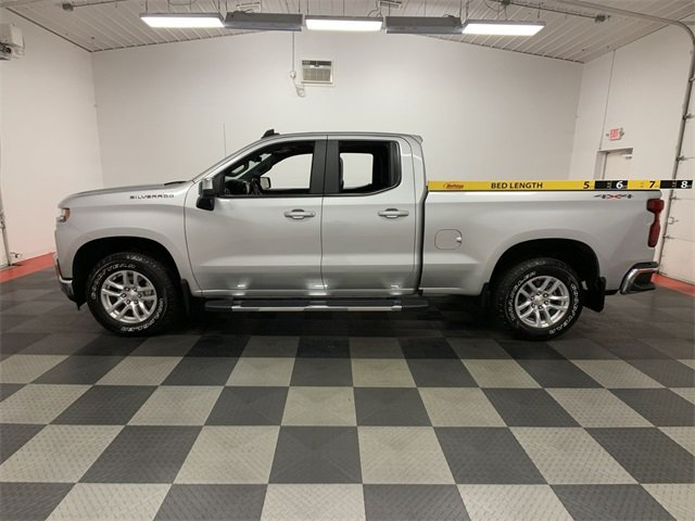 2019 Silverado 1500 Double Cab 4x4,  Pickup #19C514 - photo 2