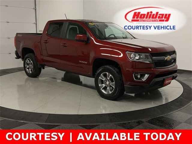 2019 Colorado Crew Cab 4x4, Pickup #19C517 - photo 1